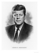 john-fitzgerald-kennedy-president-of-the-usa-1961-1963
