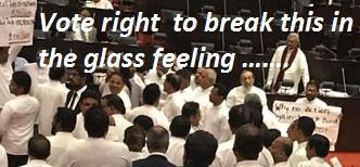 Turmoil in Parliament